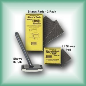 Shaws Pads – All Choices