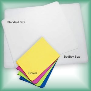 Ultimate Cloth Product Options - Ultimate Cloth BadBoy Supersize, Ultimate Cloth Standard Size, Ultimate Cloth Colors
