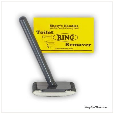 Shaws Handle with package label highlighting toilet ring remover