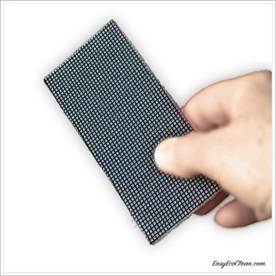 Picture of Shaws Pad in hand