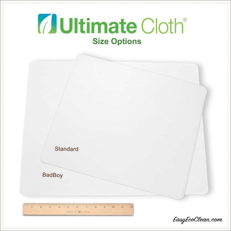 Ultimate Cloth Two Size Options