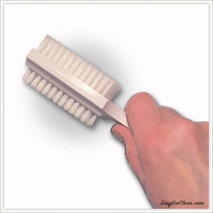 Fuller Nail Brush In Hand
