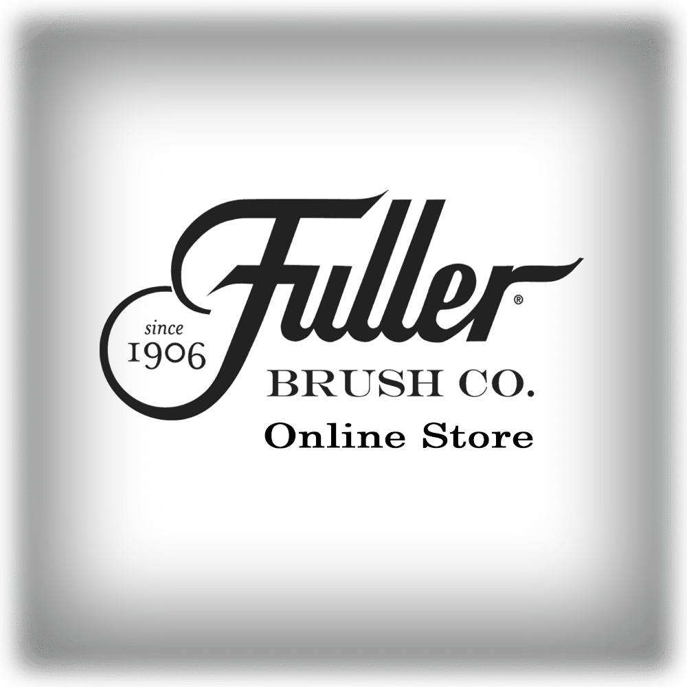 The Fuller Brush Company Emblem with link to company website