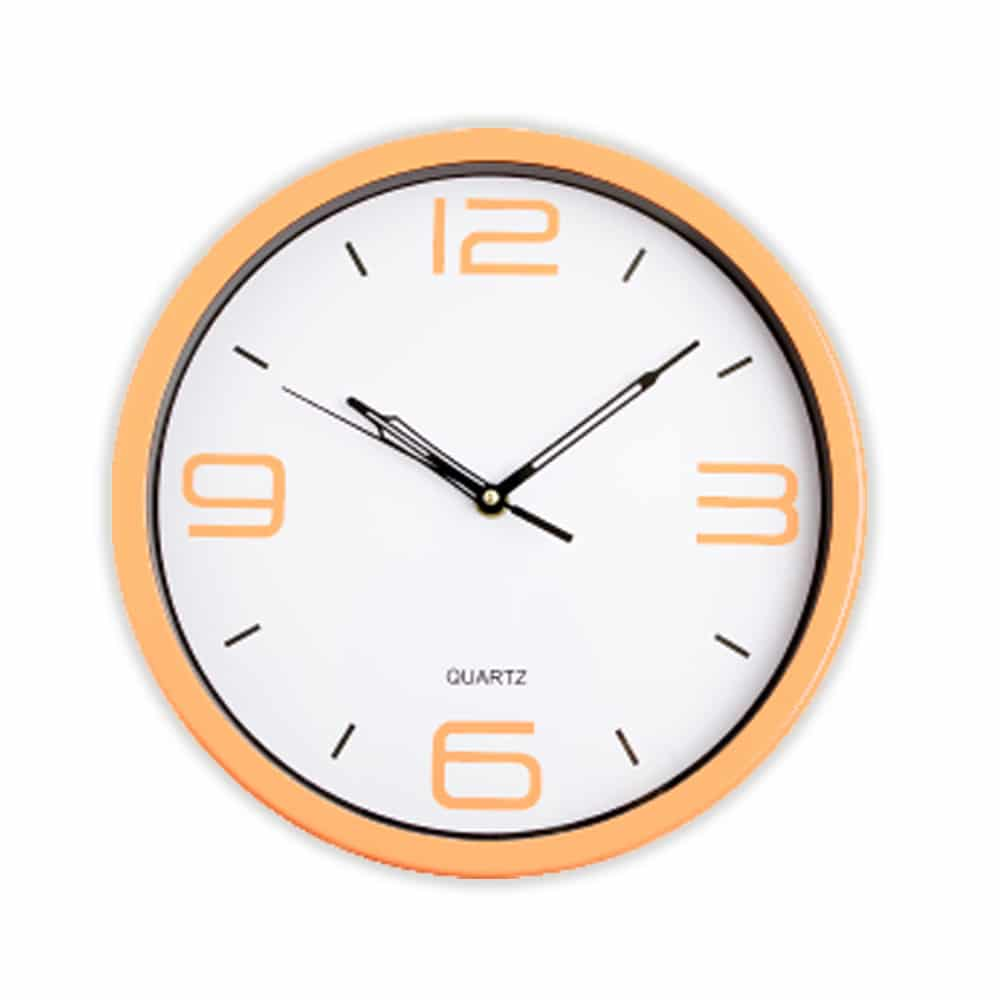 Picture of clock indicating that you save time with cleaning products from EasyEcoClean.com